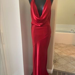 St. John Couture Gown